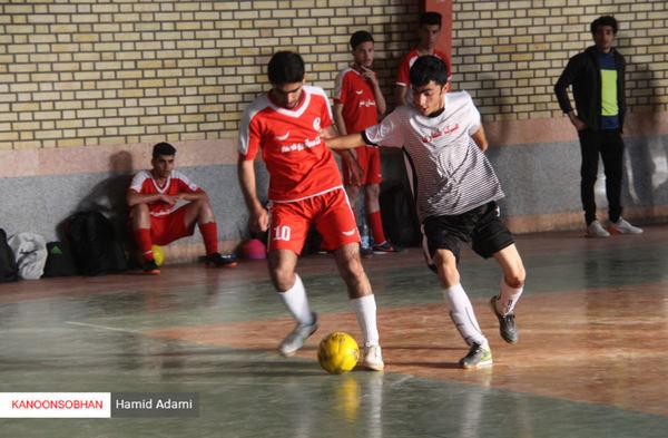 گزارش تصویری/ برتری یک بر صفر شاهین خرم آباد  مقابل شیرز کوهدشت