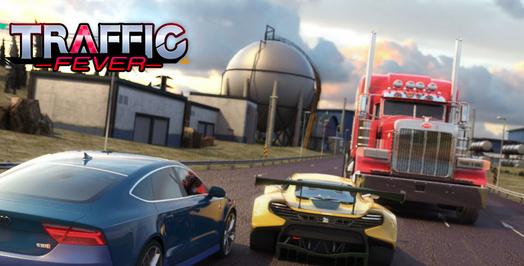 دانلود بازی Traffic Fever 1.29- بازی شبیه ساز رانندگی اندروید