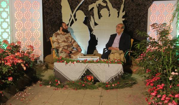 تصاویر یادواره شهدای فتح خرمشهر و عملیات بیتالمقدس کوهدشت