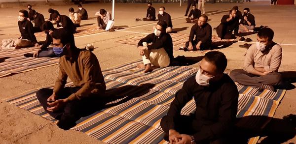 «حسینیه کانون سبحان»| هیئتها الگوی منحصر به فرد رعایت پروتکل های کرونایی برای سایر اجتماع ها+تصاویر
