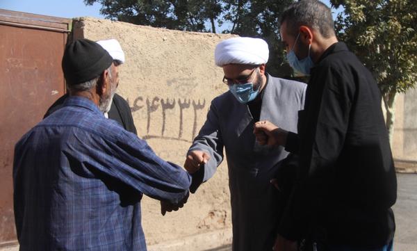 تصاویر سفر یک روزه حجت الاسلام قدرتی مدیر کل  تبلیغات اسلامی لرستان به کوهدشت