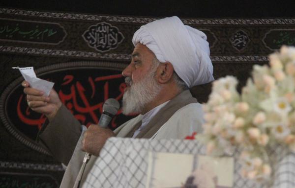 تصاویر یادواره شهدای مسجد امام حسین(ع) کوهدشت