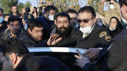جدیدترین خبر گروگانگیری در قم/ پایان غائله و دستگیری قاتل فراری +فیلم و تصاویر