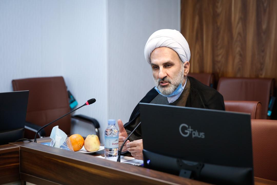 دیدار حجت الاسلام والمسلمین مبلغی با اعضای هیئت اندیشه ورز مساجد کشور