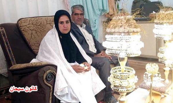 عاشقانهترین ازدواج ایران در کوهدشت / گفتگو با عروس و داماد + عکس