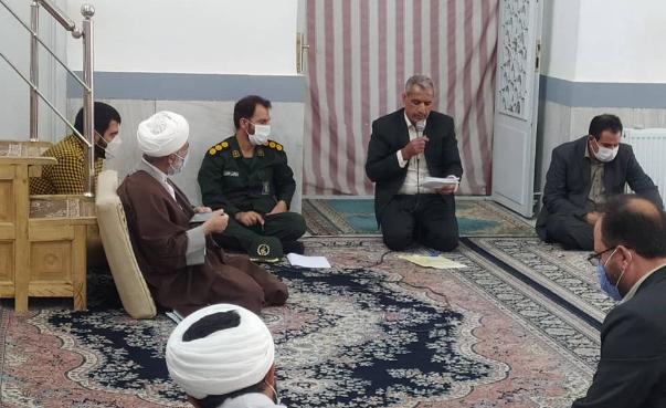 تصاویر جلسه ستاد امر به معروف و نهی از منکر کوهدشت