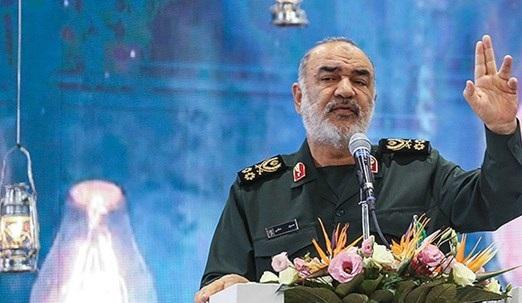 سپاه پاسداران تا فروپاشی رژیم صهیونیستی همراه ملت فلسطین است