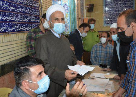 ملاقات مردمی «محمدرضا مبلغی» با مردم شهرستان کوهدشت