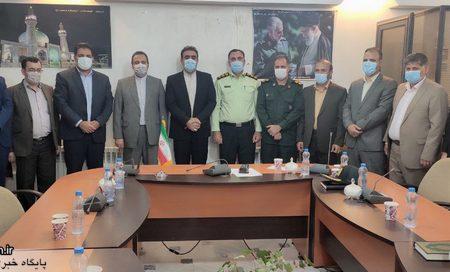 مراسم تحلیف و انتخاب هیئت رئیسه شورای ششم کوهدشت