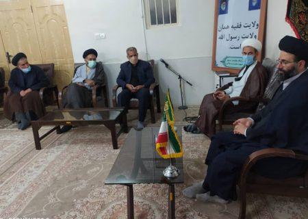 سفر یک روزه قائم مقام فرهنگی سازمان تبلیغات اسلامی کشور به کوهدشت