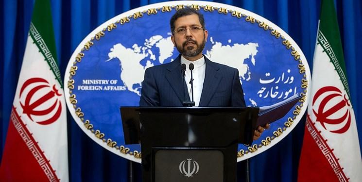 خطیبزاده: لغو روادید عراق برای ترددهای هوایی است/پاسخ درخور به آنهایی که روابط فنی ایران و آژانس را سیاسی کنند