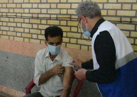 پایگاه واکسیناسیون «شهید حاج قاسم سلیمانی» در کوهدشت راهاندازی شد