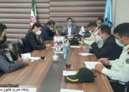 تاکید رئیس دادگستری کوهدشت در برخورد قاطع و سریع با مخلین نظم و امنیت