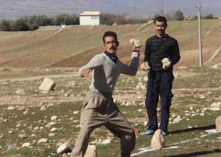 جشنواره بازی های بومی محلی در کوهنانی برگزاری می شود